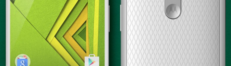 Moto X Play Available in Canada