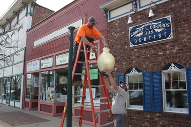 In The News: Downtown Vicksburg continues to be focus of improvement efforts