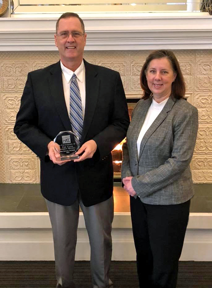 Hilliard Area Chamber of Commerce – 2019 Most Involved Volunteer
