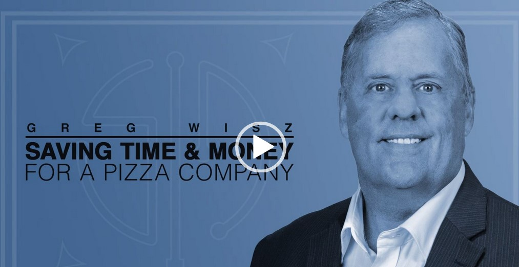 Saving Time and Money for a Pizza Company