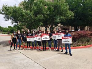 tim-kelly-ross-community-involvement-Flower-Mound-Chamber-of-Commerce-drive-thru-parade-picture-four-300x225[1]