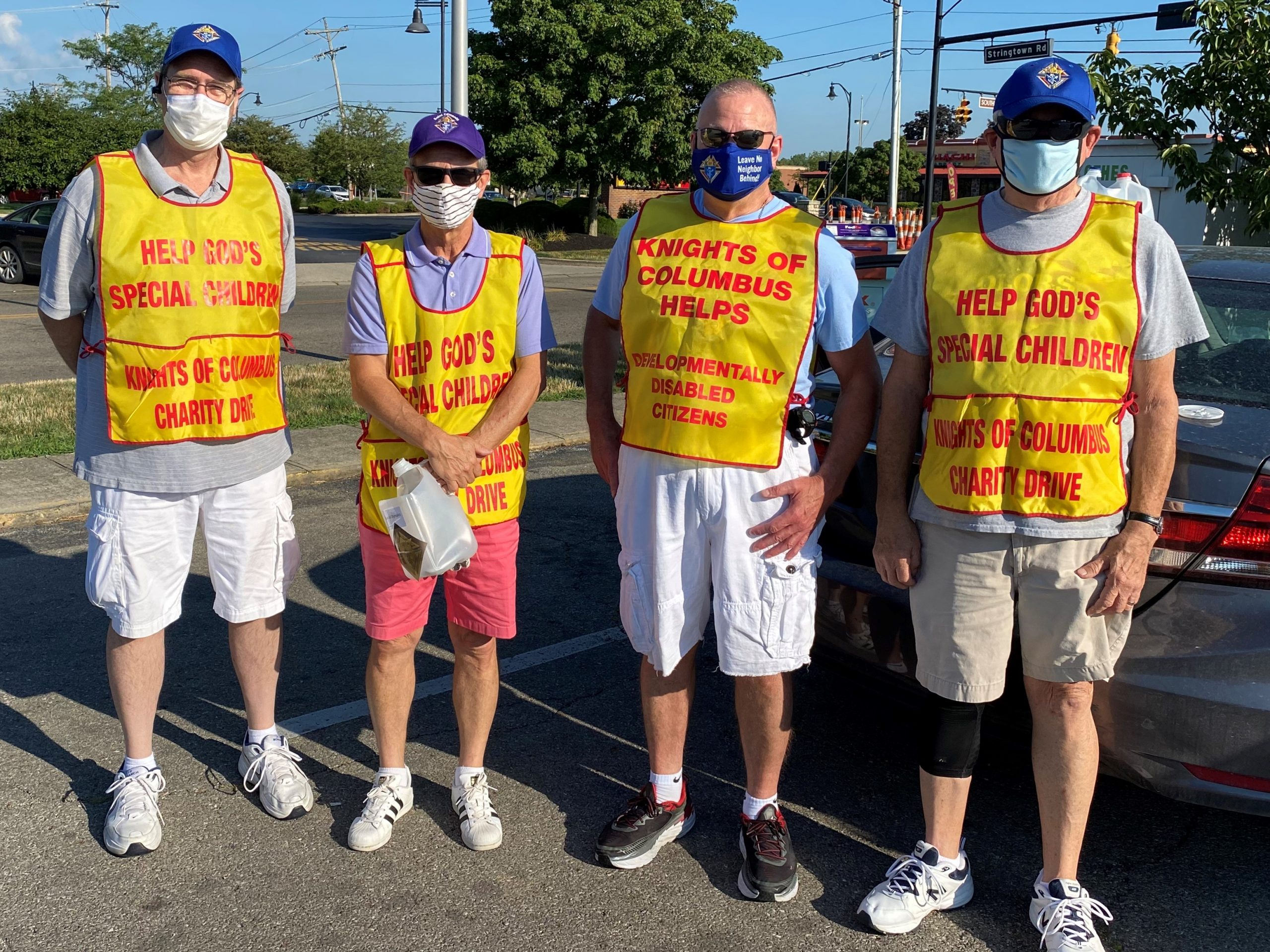 Knights of Columbus – 2020 Measure Up campaign