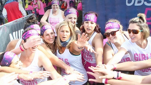 Mud Girl Obstacle Race – Sponsored by Breast Cancer Research Foundation