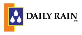 Recommendation Letter for Daily Rain, Inc.