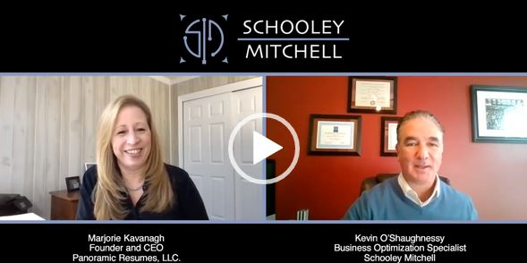 Interview with Marjorie Kavanagh of Panoramic Resumes, LLC.