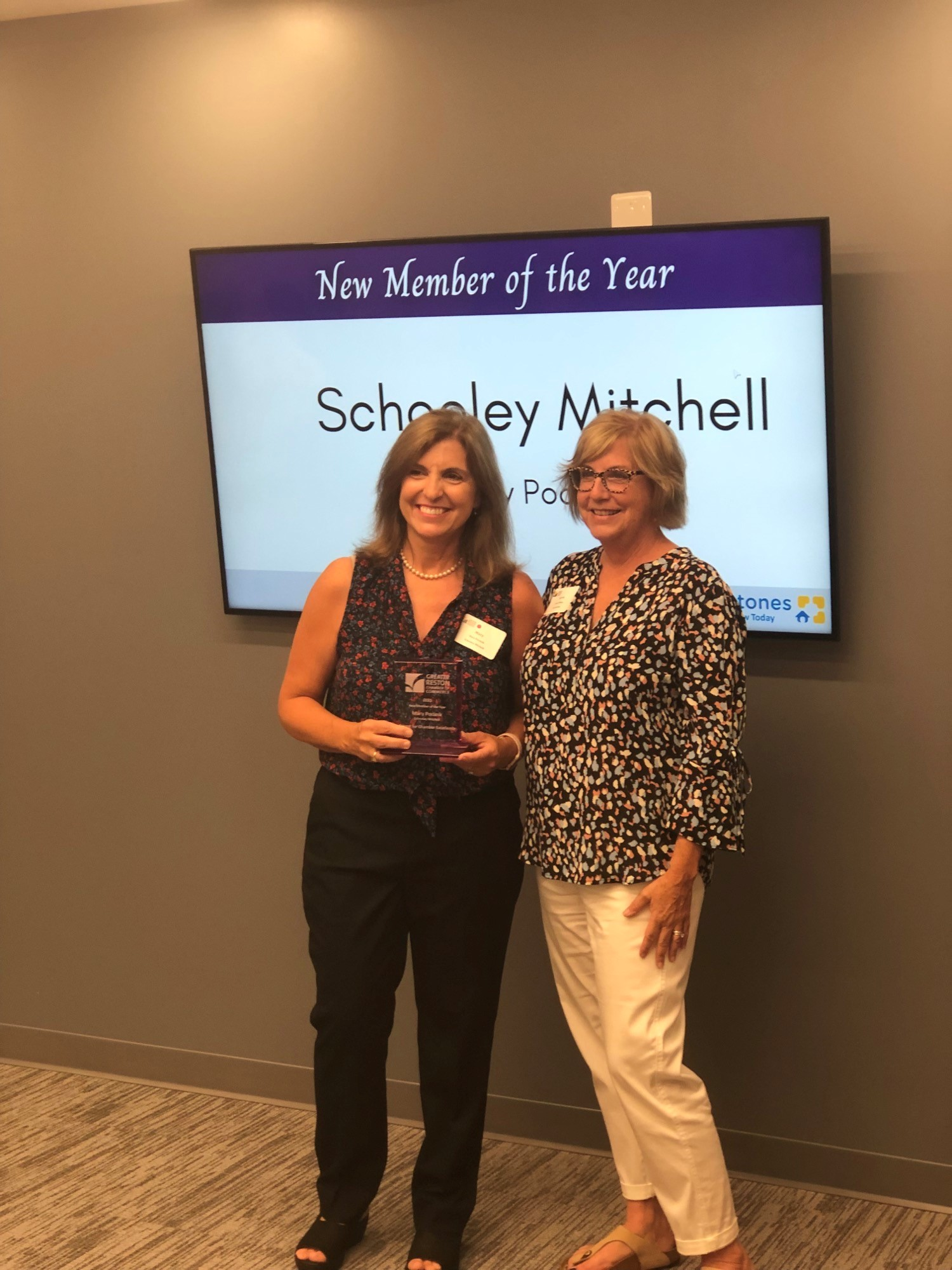 2021 ACE Award Winner — Greater Reston Chamber of Commerce — New Member of the Year