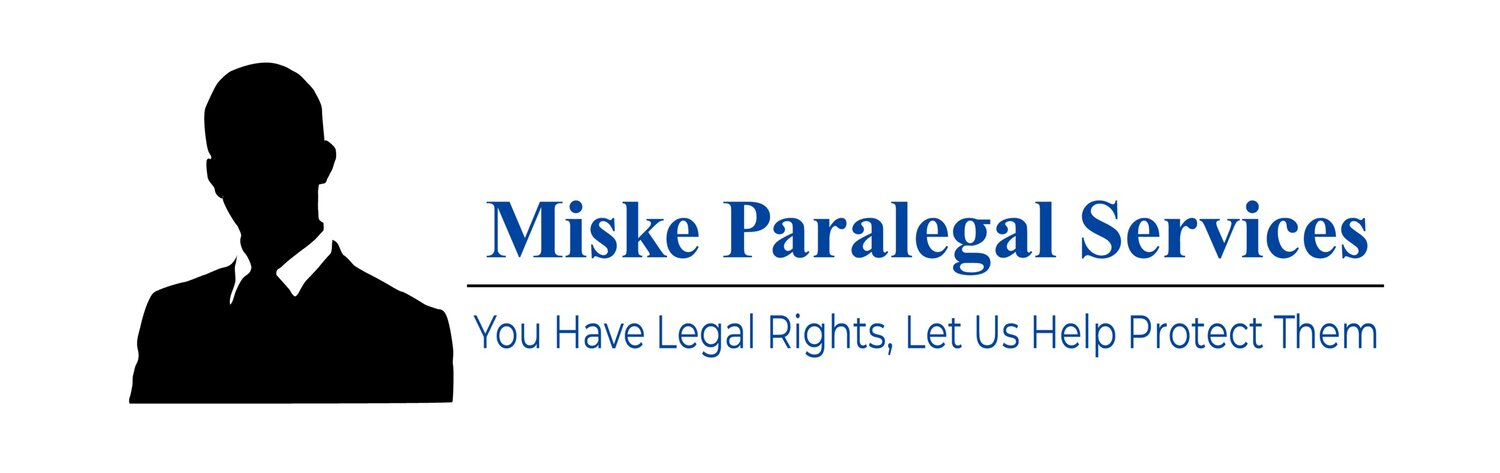 Check out Jessie Miske of Miske Paralegal Services