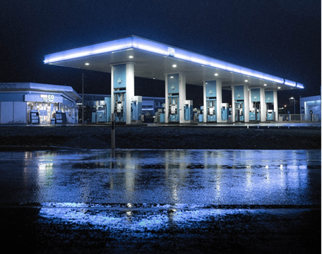 Gas prices may be climbing, but gas stations aren't seeing the profits