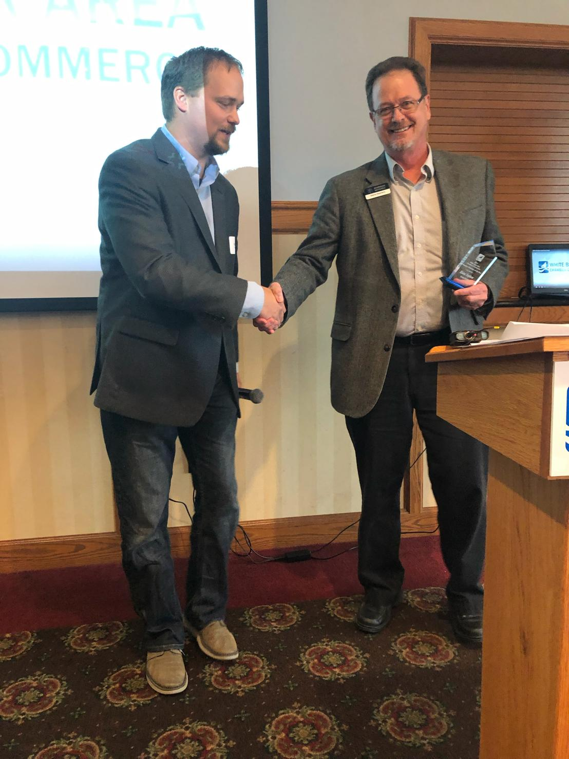 White Bear Area Chamber of Commerce - 2019 Chamber Volunteer of the Year