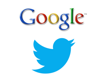 Google-and-Twitter