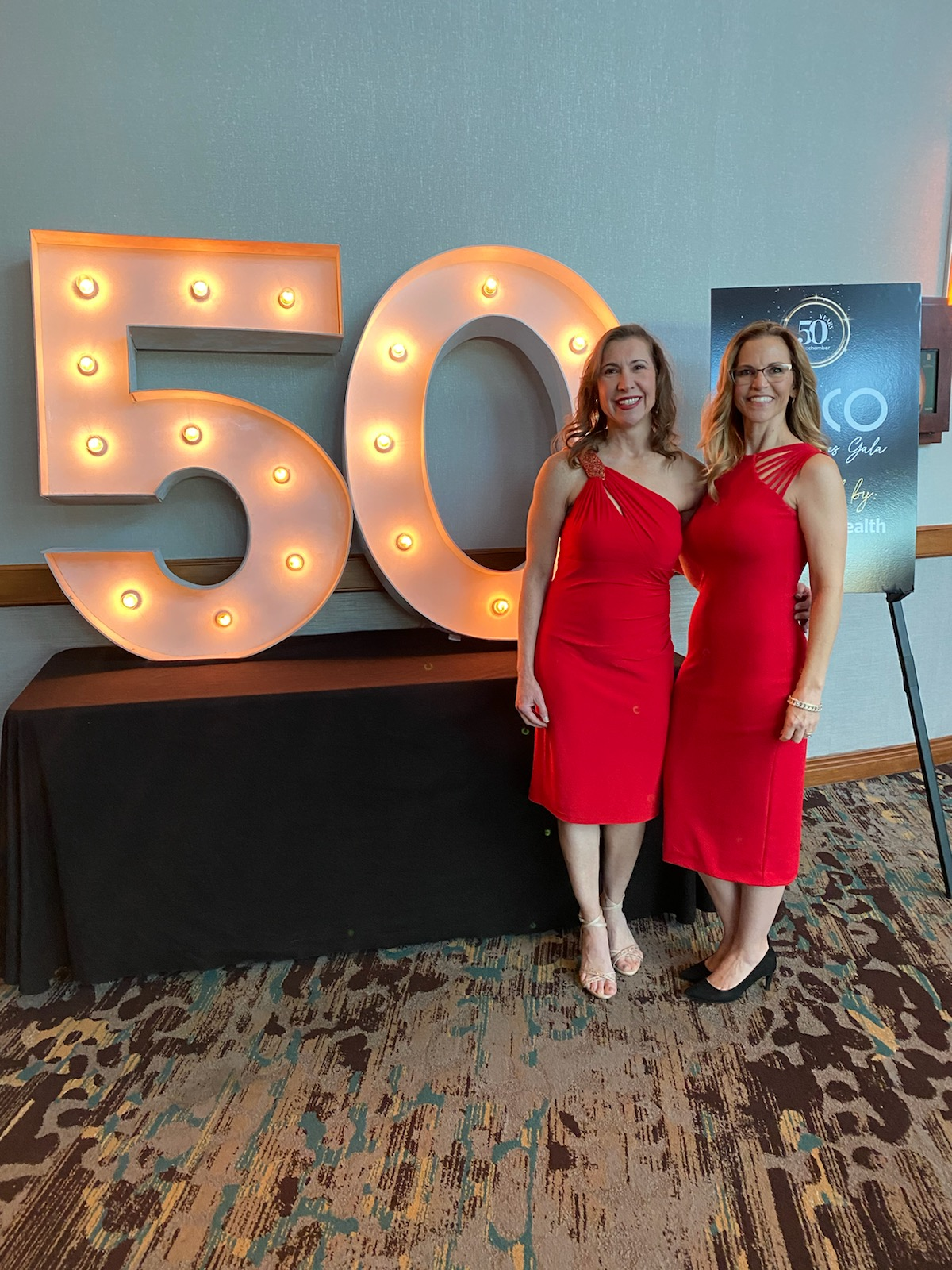 Frisco Chamber of Commerce Gala