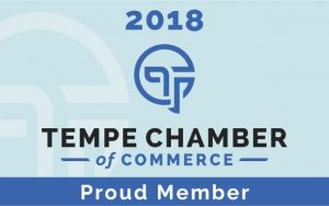 Schooley Mitchell Arizona cost reduction services -proud member: Tempe Chamber of Commerce