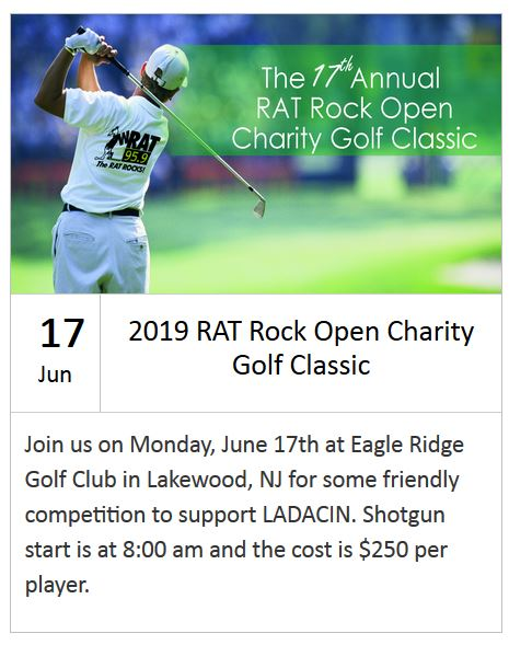 Schooley Mitchell Charity of the Month - event: 2019 RAT Rock Open Charity Golf Classic