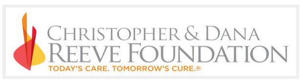 Schooley Mitchell Charity of the Month - logo: Christopher & Dana Reeve Foundation