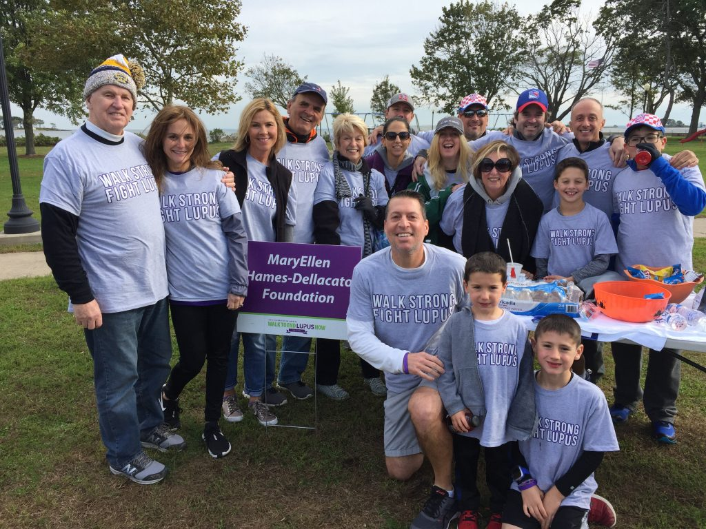 Schooley Mitchell Connecticut - Community Involvement: Walk to End Lupus Now