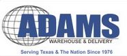 Schooley Mitchell cost reduction services - client: Adams Warehouse and Delivery