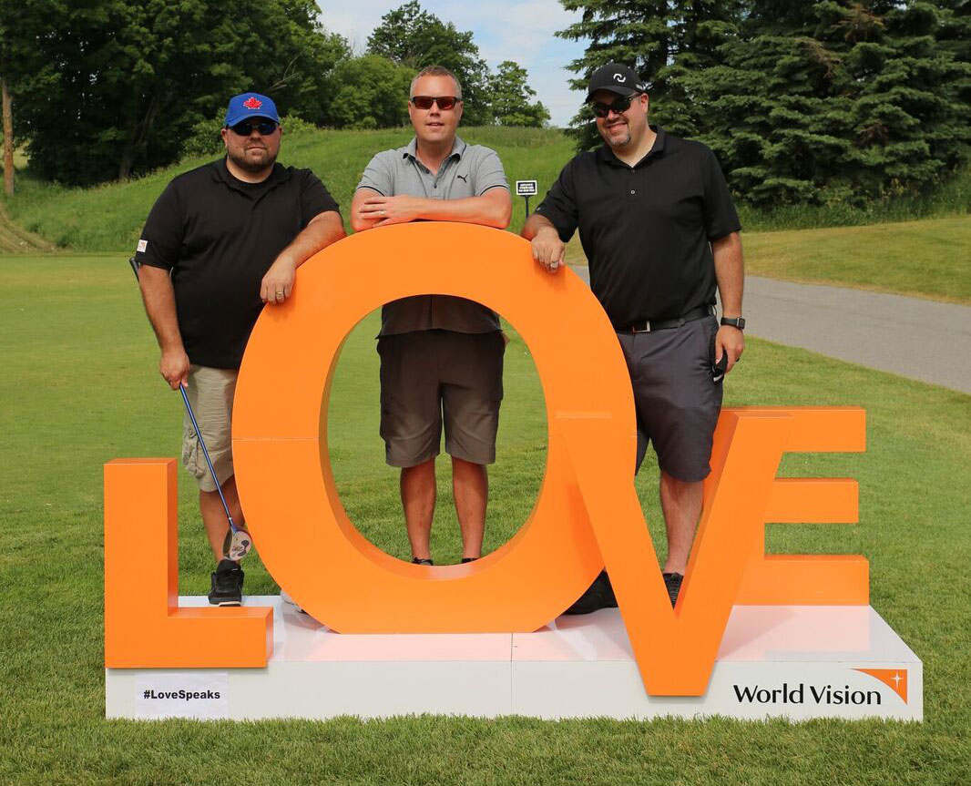 Second Annual World Vision Golf Tournament