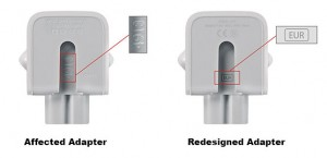 apple adapter recall