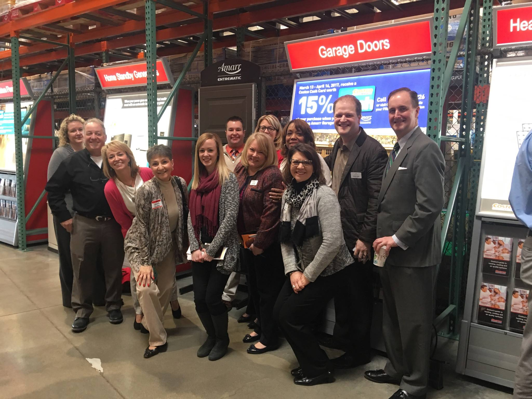 Auburn Hills Chamber of Commerce - Costco CoffeeConnect