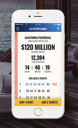 Powerball App Bringing Lotto to Your Smartphone