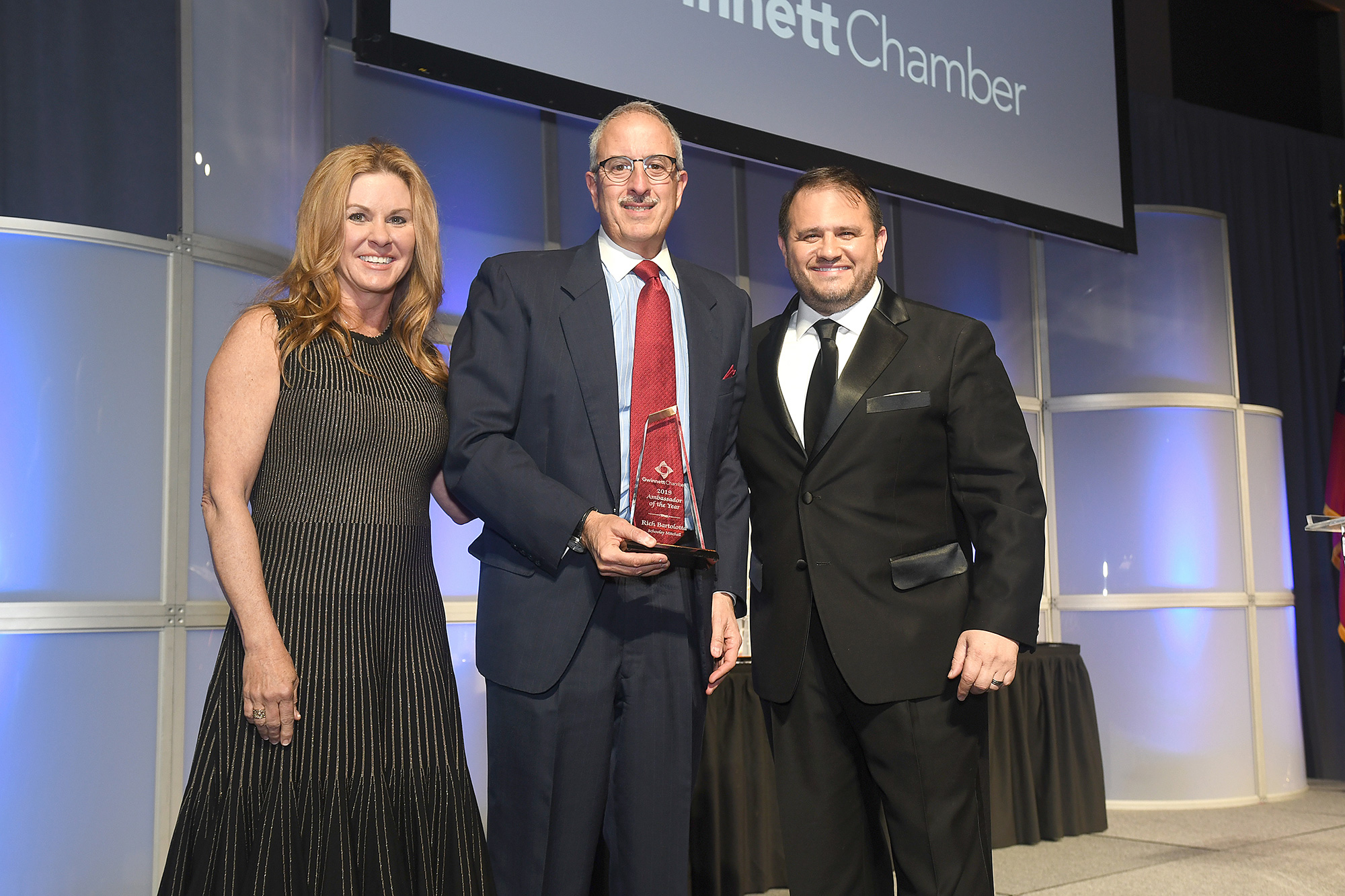 Ambassador of the Year Award - Gwinnett Chamber of Commerce