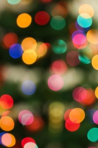 Christmas lights could interfere with wi-fi