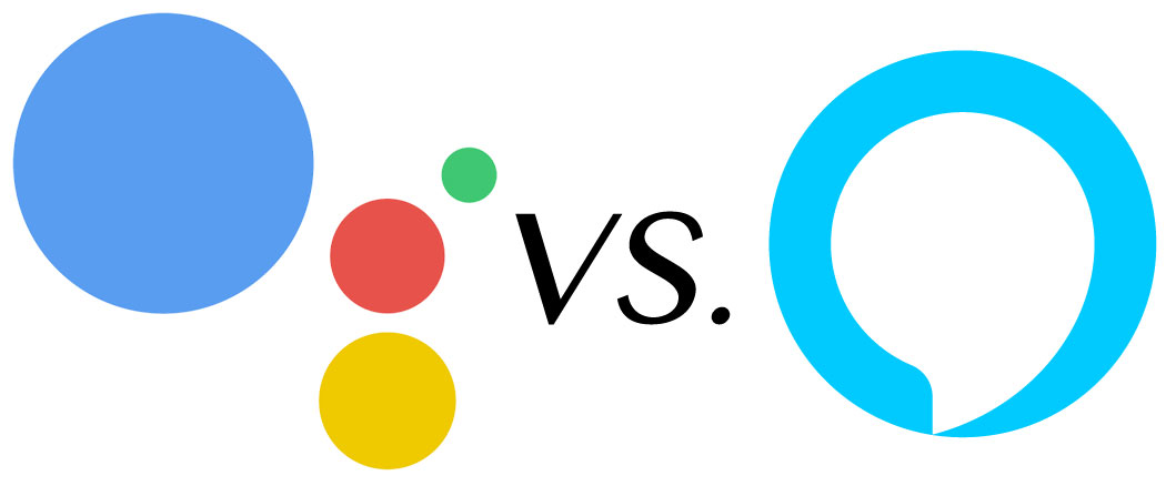 The Battle Between Amazon and Google Continues at CES 2019