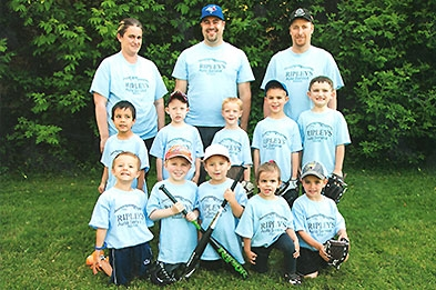 Alliston Minor Softball Association